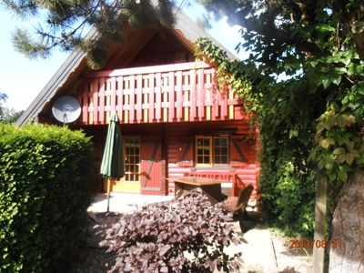 Sweden Red Holzbolenhaus the holiday park, 5 beds - newly renovated & comfortable!