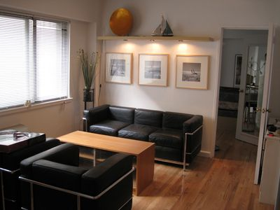 ***Move-in-Ready Foggy Bottom Apartment for $3000month, $150 night- Amazing Area