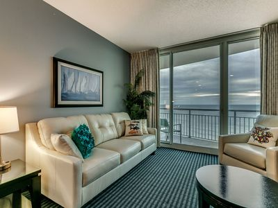 Breathtaking Views from this Amazing 2 bd, 2 ba Condo Downtown Myrtle, sleeps 8
