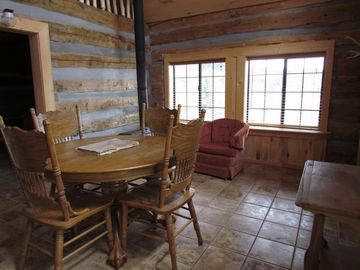 Cabin Dining Room