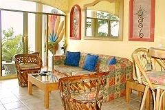 La Cruz de Huanacaxtle house photo - Living Area with Cable TV