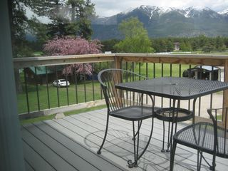 Kalispell house photo - All bedrooms enjoy outdoor decks with Swan Mountain views