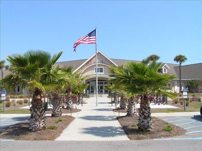 Seabrook Island villa rental - Lake House