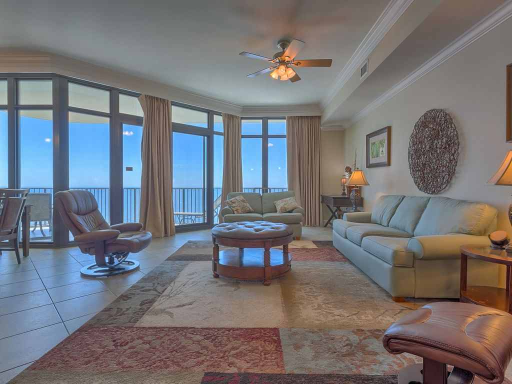 Phoenix west 2207 orange beach gulf front vrbo 4 bedroom condos in orange beach al