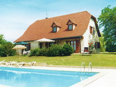 Comfortable villa near Alvignac, with private pool and stunning views
