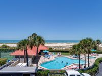 Stunning executive beachfront condo on Sand Key, Clearwater