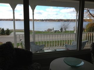 Whitehall cottage photo - Enjoy relaxing and vacationing on the water. Great for family reunions.