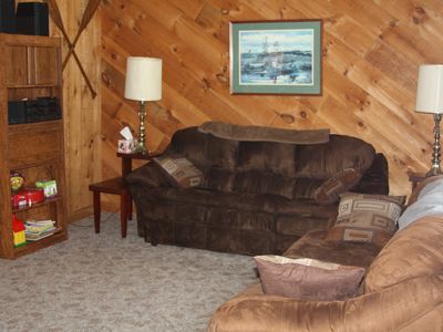 North Conway condo rental - Pull out Sofa