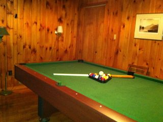 Diamond Point house photo - The pool table.