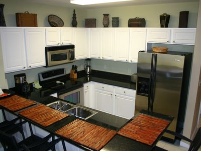 Fully Equipped and Upgraded Kitchen