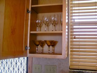 Bonita Springs condo photo - Kitchen glassware