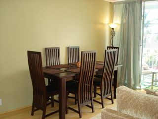 Kihei condo photo - Dining Area With Ocean View
