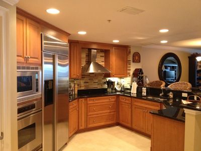 Jacksonville Beach condo rental - Kitchen