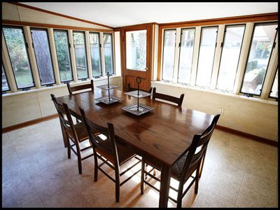 Dining Room with Table Seating for 6