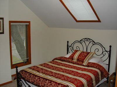 Vermont West Master Bedroom.