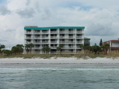 Madeira Beach condo rental - View of the Condo Complex