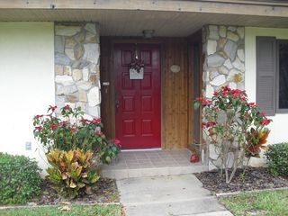 Winter Haven townhome photo - Entrance