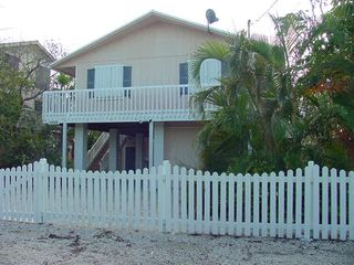 Islamorada house photo - Front of home-street side.