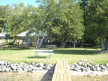 Crystal Lake cottage rental - Water at your fingertips!