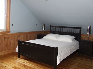 Second Large Bedroom has Queen bed, as well as 2 built-in double beds