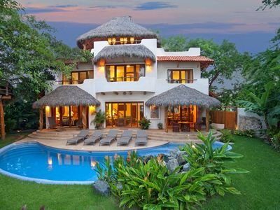 Sayulita's Most beautiful property - Floor to ceiling Oceanviews from every room