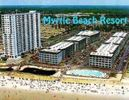Airel View of the Resort - Myrtle Beach Resort condo vacation rental photo