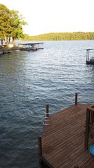 Hot Springs house photo - Swim Dock #2.