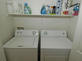 Ahwatukee condo photo - Washer & Dryer closet
