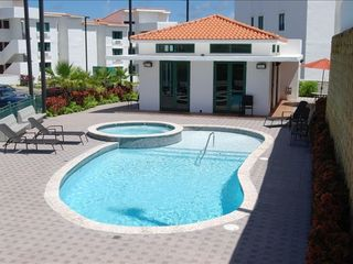 Rio Grande villa photo - Swimming Pool w Gazebo & Gas BBQ Grill