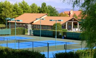 St. George condo photo - Enjoy a pickup game of Tennis on one of three Lighted Tennis Courts