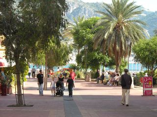 Menton house photo - Nice pedestrian streets