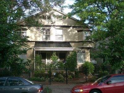 Beautiful Victorian Row House 1 4 Bedroom No Car Needed Downtown Capital Hill 4 Br Vacation