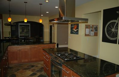 Walla Walla Valley house rental - Kitchen