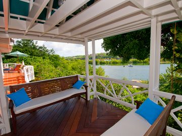 Harbourview Verandah