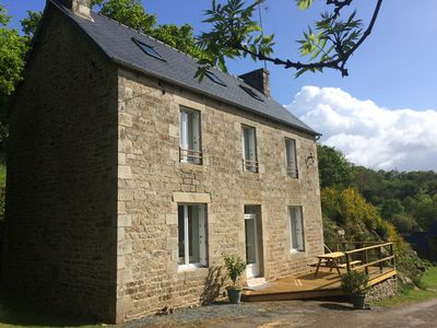 Accommodation near the beach, 130 square meters, , Trégrom, Brittany