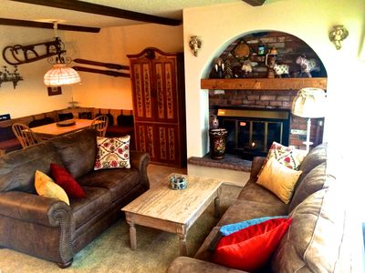 Bavarian setting, short walk to Town of Vail or Lionshead from Premium Condo.