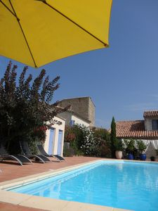 CHARMING COTTAGE BETWEEN AND CAMARGUE CEVENNES WITH SAUNA - Viognier COTTAGE