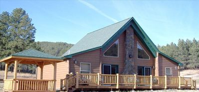 Cabin Front View