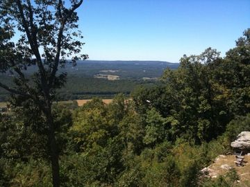 Mentone house rental - View from Lookout Mountain Mentone, AL
