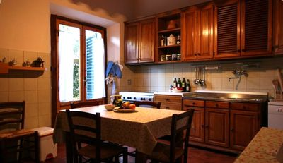 Gavinana - Galluzzo house rental - The kitchen