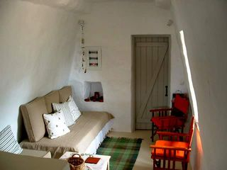 Kea cottage photo - Sitting room