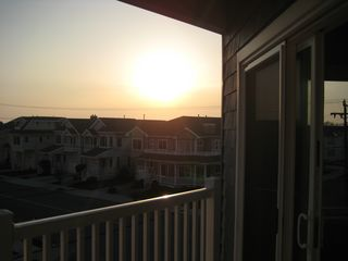 Wildwood Crest condo photo - Breathtaking sunset views from every window