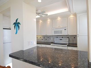 Gulfview Club condo photo - Eat-At Bar with Granite Countertop