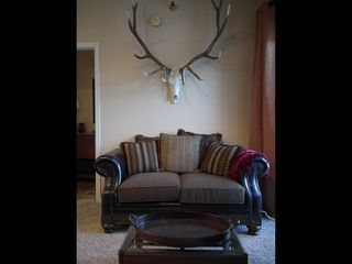 Park City condo photo - Faux Elk Antler Mount