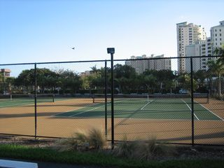Seawinds condo photo - Tennis courts of Sea Winds