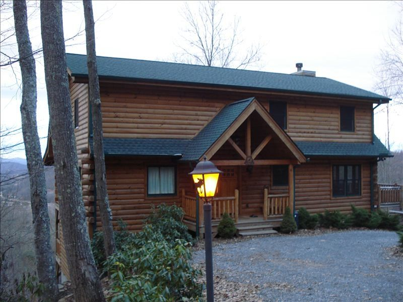 Maggie valley vacation rental vrbo 111128 3 br smoky Smoky mountain nc cabin rentals