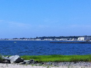 Milford cottage photo - A View captured from Charles Island looking west towards Laurel Beach