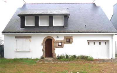 Holiday house for 7 people close to the beach in Morbihan