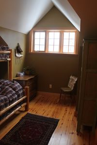 upper double and single bedroom