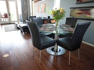 Dining table. - Phoenix townhome vacation rental photo